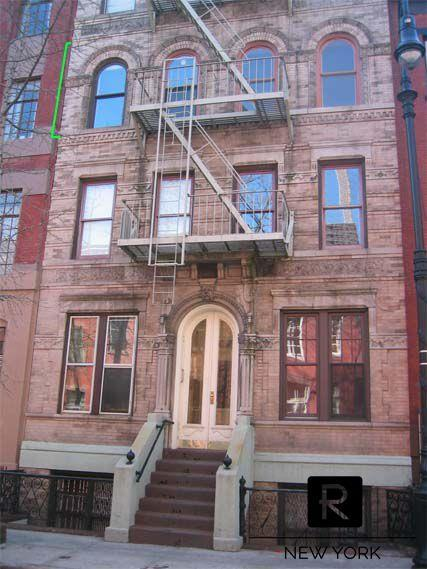 28 Perry Street W. Greenwich Village New York NY 10014