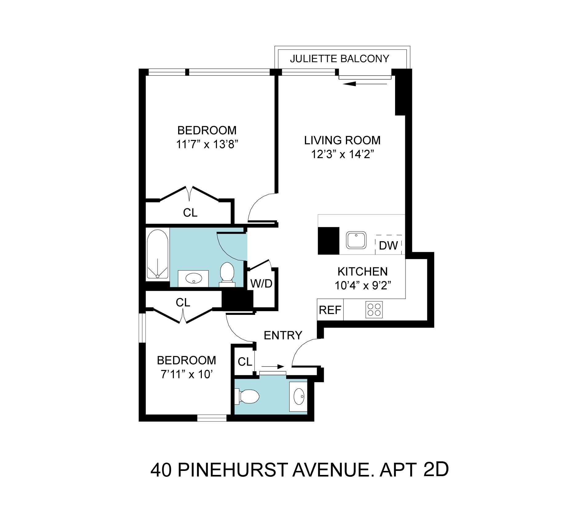 40 Pinehurst Avenue Hudson Heights New York NY 10033