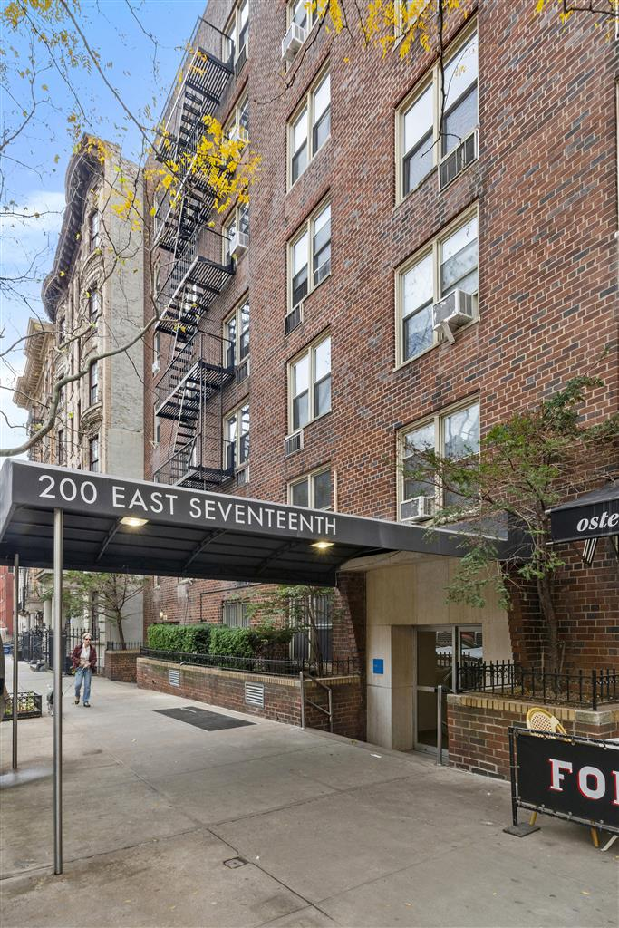 200 East 17th Street Gramercy Park New York NY 10003