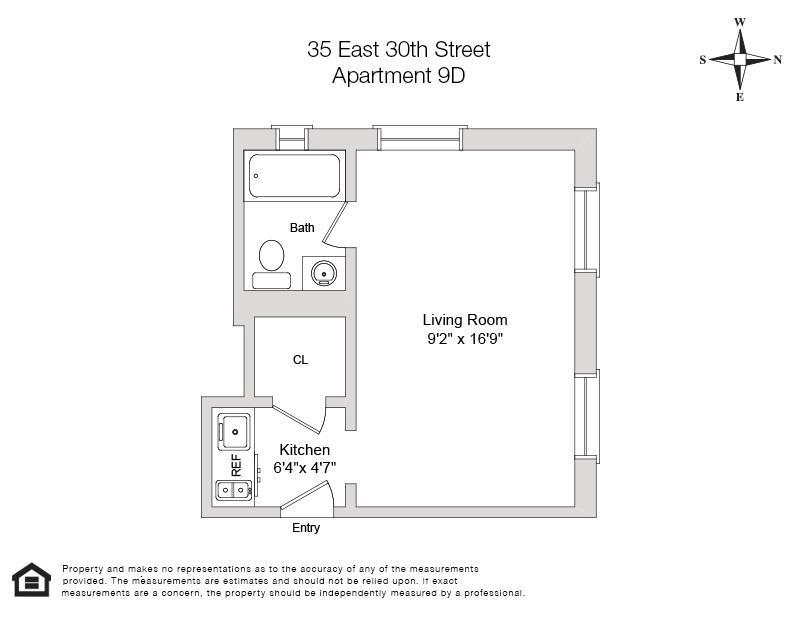 35 East 30th Street NoMad New York NY 10016