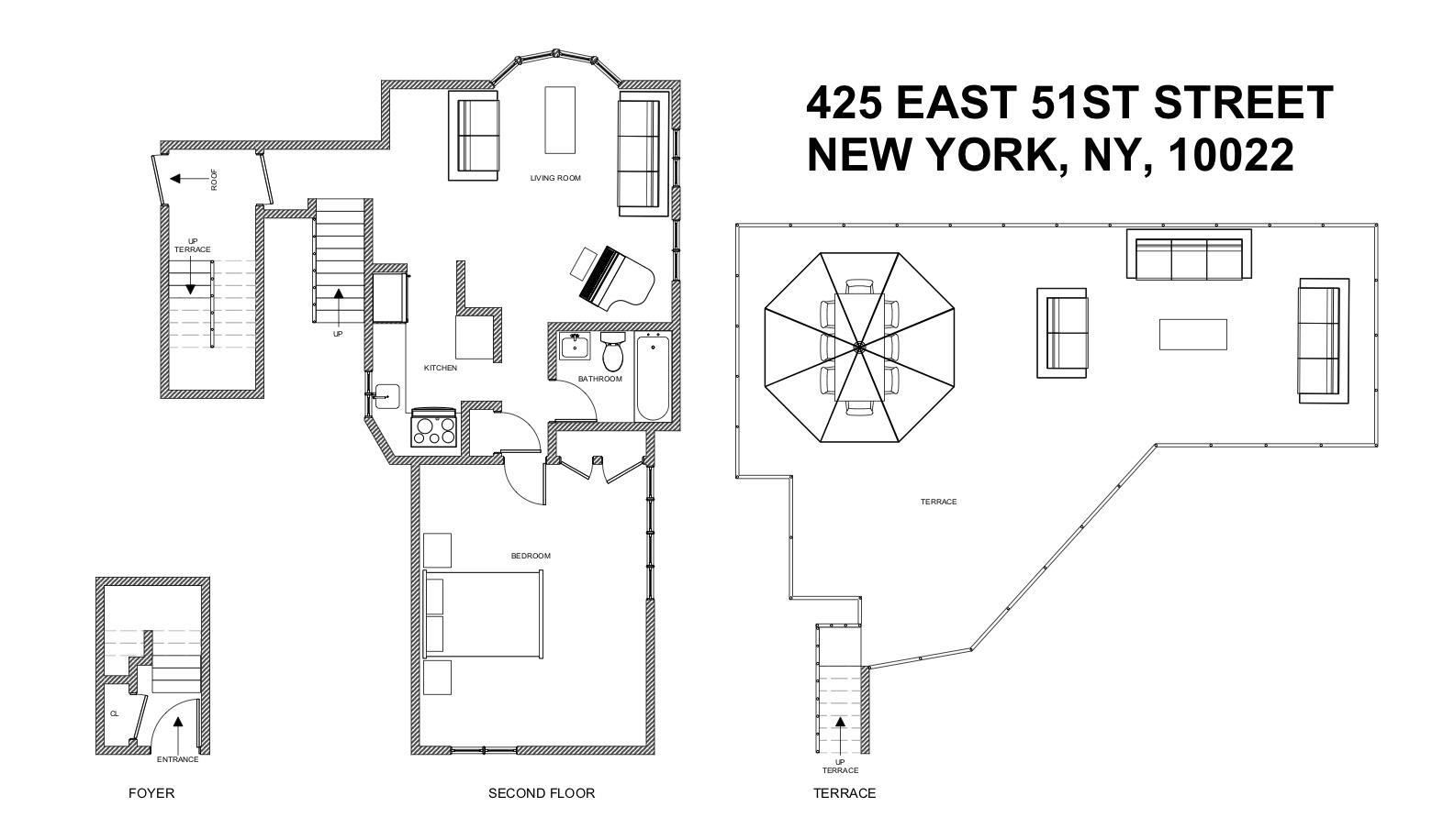 425 East 51st Street Beekman Place New York NY 10022