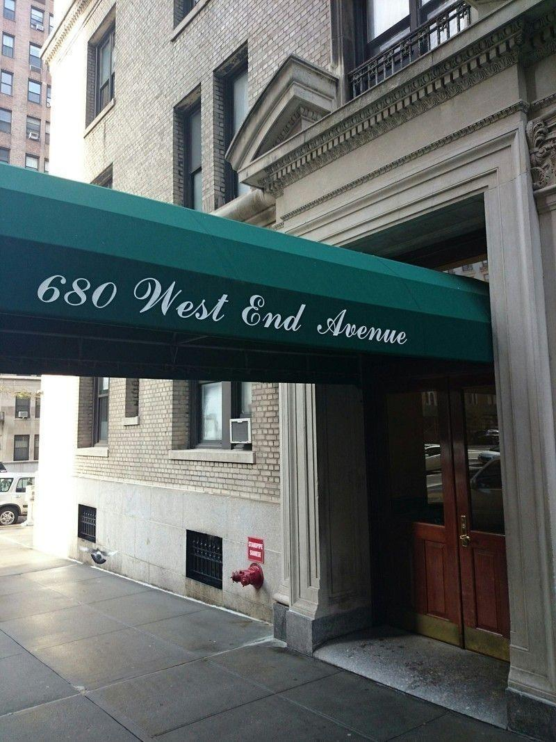 680 West End Avenue Upper West Side New York NY 10025