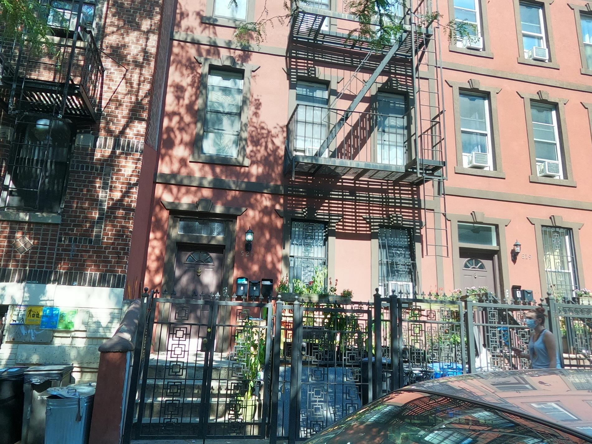 521 West 158th Street Washington Heights New York NY 10032