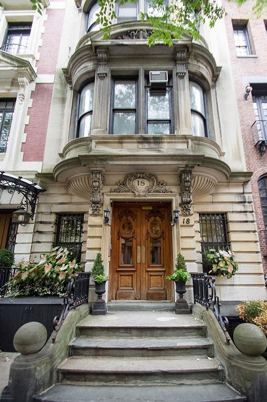 18 East 94th Street Carnegie Hill New York NY 10128