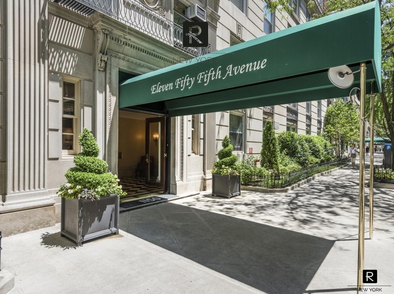 1150 Fifth Avenue Carnegie Hill New York NY 10128